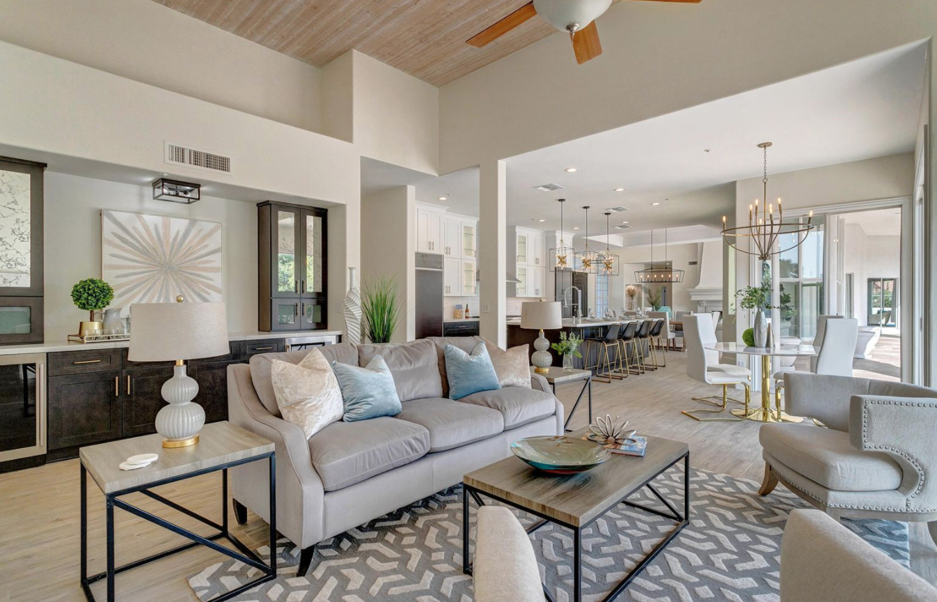 Staged Scottsdale Home